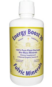 Energy Boost 70, Fulvic Minerals iherb