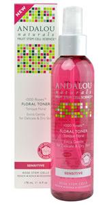 Andalou Naturals, 1000 Roses, Floral Toner, Sensitive iherb