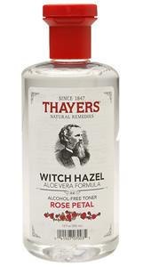 Thayers Alcohol-Free Witch Hazel Organic Aloe Vera Formula Toner