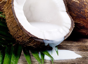 Coconut oil beneficial properties
