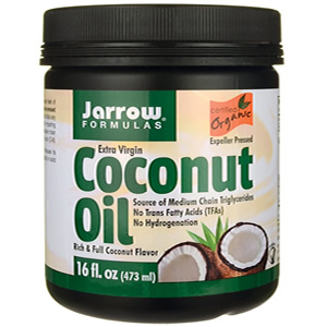 arrow Formulas, Organic, Extra Virgin Coconut Oil, 454 g
