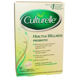 Culturelle, Health & Wellness Probiotic