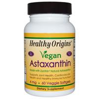 Healthy Origins, Vegan Astaxanthin,iherb