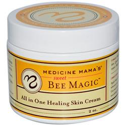 Medicine Mama's, Sweet Bee Magic, All In One Healing Skin Cream,